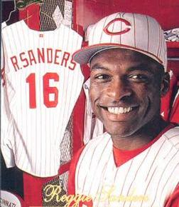 Voting is underway for Reds Hall of Fame (Hint: Vote for Reggie Sanders) #VoteReggie