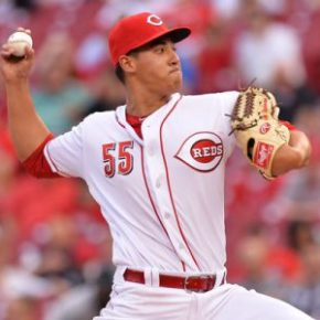 Stephenson gives glimpse of Reds bright future