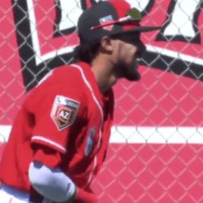 Watch Billy Hamilton rob Angels' Shohei Ohtani with an amazing catch