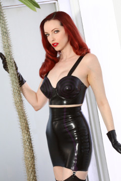 emily marilyn rubber nurse kinky