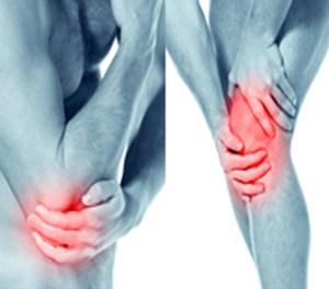 Knee Elbow Sports-Injuries