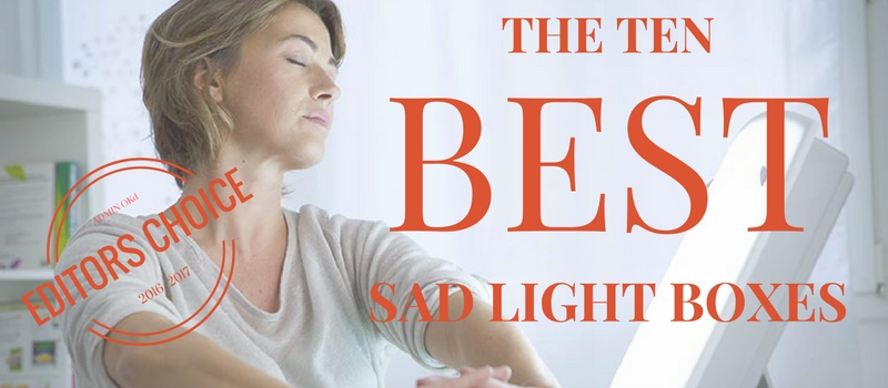 Best SAD Lamp Reviews - Your Bright Light Therapy Options - Red ...