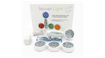 Rejuven Light LED Light Therapy Review