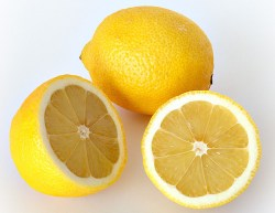 age spot removal lemons