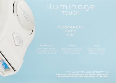 iluminage touch laser Hair removal