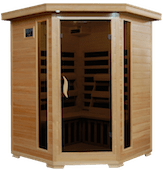 3.3 Person Hemlock Deluxe_low emf sauna