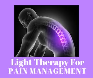 Lightstim For Pain Review Red And Infrared Light Therapy