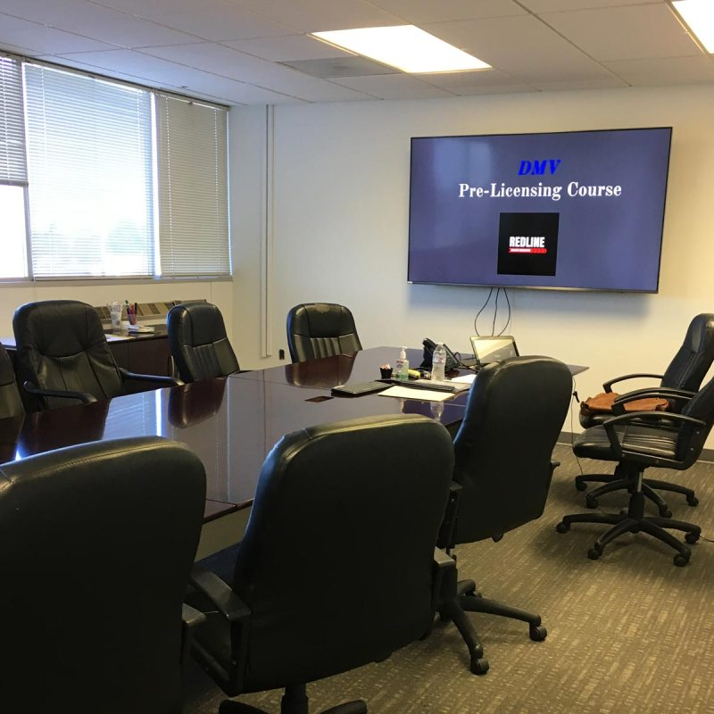 conference room pre-licensing course