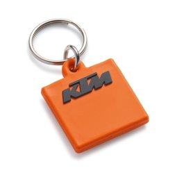 KTM ORANGE LOGO KEYRING