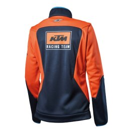 KTM GIRLS REPLICA SOFTSHELL JACKET