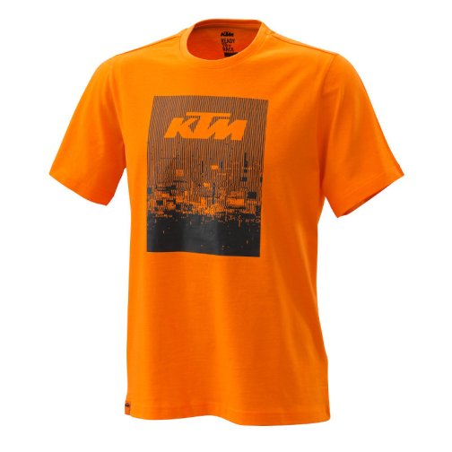 KTM RADICAL T-SHIRT ORANGE
