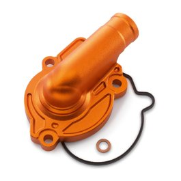 KTM WATER PUMP COVER 125 150 SX 2016 ON