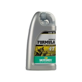 MOTOREX FORMULA 4T SEMI SYNTH 10/40 OIL 1 LITRE