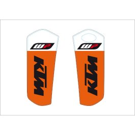 KTM FORK PROTECTOR STICKER SET