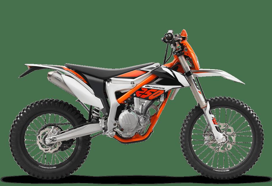 KTM FREERIDE 250-F 2020