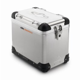 KTM TOURATECH CASE 45 LITRE SILVER