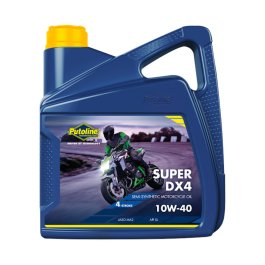 PUTOLINE SUPER DX4 10/40 OIL 4 LITRES
