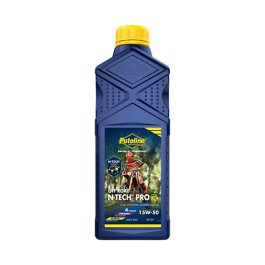 PUTOLINE OFF ROAD 15/50 N-TECH OIL 1 LITRE
