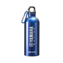 YAMAHA RACING ALUMINIUM BOTTLE BLUE