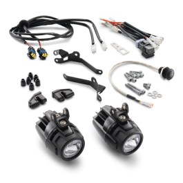 KTM AUXILIARY SPOT/FOG LED LAMP KIT ADVENTURE 2013 ON