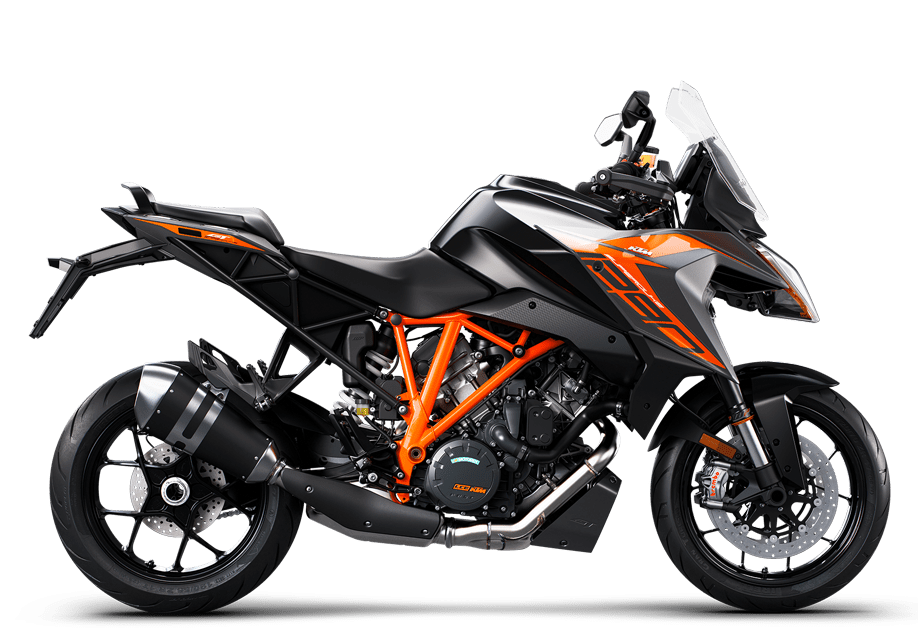 KTM 1290 SUPER DUKE GT 2020 BLACK