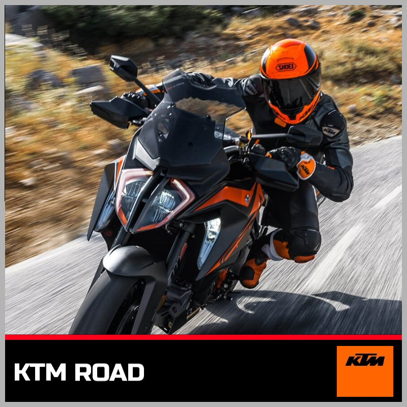 KTM ROAD