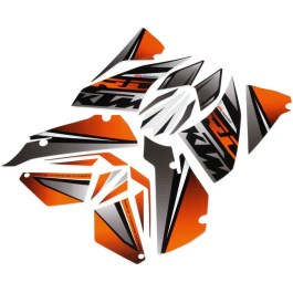 KTM NEON GRAPHICS KIT RC 125/390