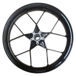 KTM FRONT WHEEL BLACK SUPER DUKE R/GT 2015-2019