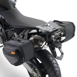 KTM SIDE BAG CARRIER SYSTEM 990 SUPERMOTO 2008-2012