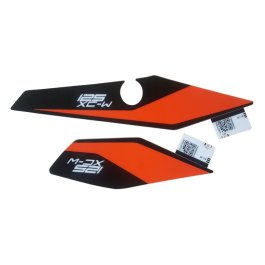 KTM REAR GRAPHICS DECAL SET 125 XC-W 2019