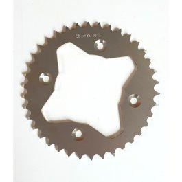 KTM QUAD/ATV REAR SPROCKET 38T 2008-2012