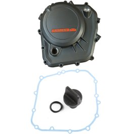KTM CLUTCH COVER WITH PLUG RC390 390 DUKE 2014 ON