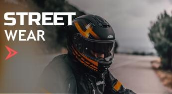 REDLINE MOTORCYCLES STREET WEAR