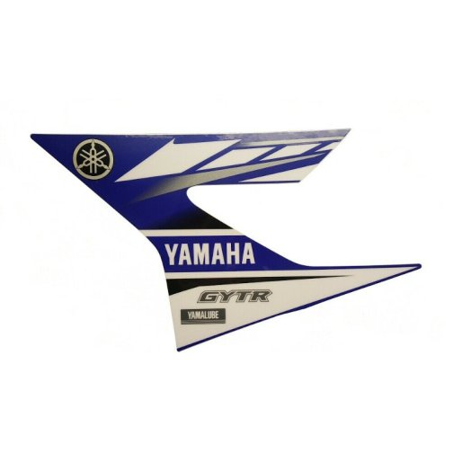 YAMAHA LEFT SIDE PANEL GRAPHIC YZ125 YZ 250 2017