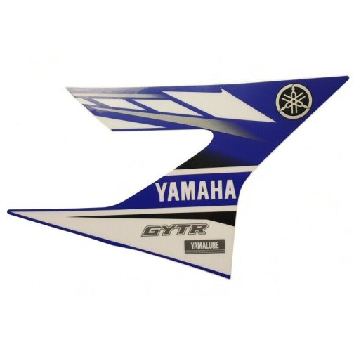 YAMAHA RIGHT SIDE PANEL GRAPHIC YZ125 YZ 250 2017