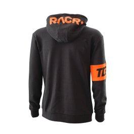 KTM RACR HOODIE BLACK