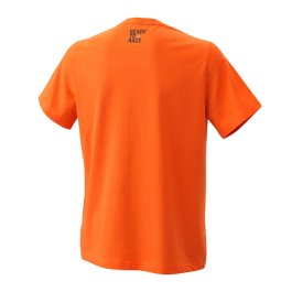 KTM PURE RACING T-SHIRT ORANGE