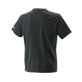 KTM RADICAL SQUARE T-SHIRT BLACK