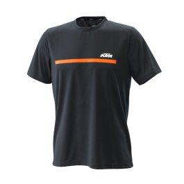 KTM UNBOUND T-SHIRT BLACK
