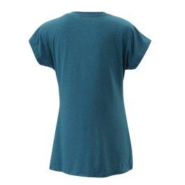 KTM WOMEN STYLE T-SHIRT BLUE
