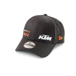 KTM PURE CAP BLACK
