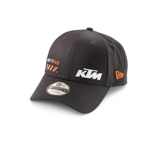 KTM PURE CAP BLACK