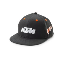 KTM KIDS RADICAL CAP BLACK