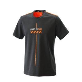 KTM PURE STYLE T-SHIRT BLACK