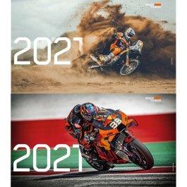KTM CALENDAR 2021