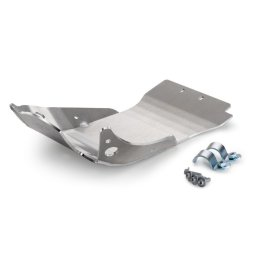 KTM SKID PLATE 125 200 SX/EXC 2008-2011