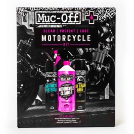 MUC-OFF CLEAN PROTECT LUBE KIT