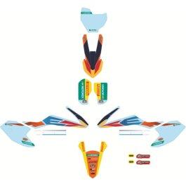 KTM FACTORY GRAPHICS KIT SX-E 5 2020 ON
