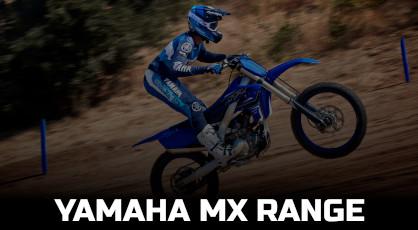 YAMAHA MOTOCROSS RANGE 2021