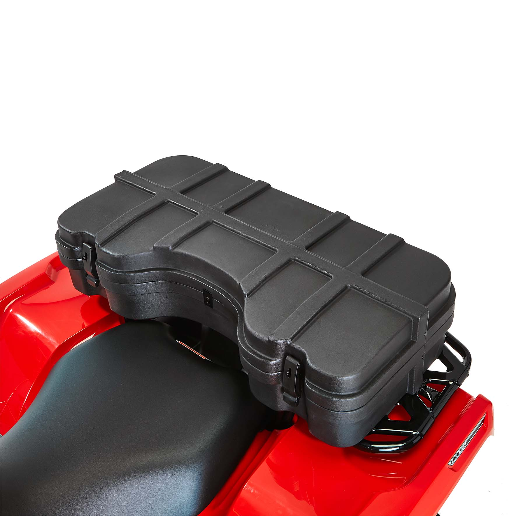 Rotational molded ATV cargo box